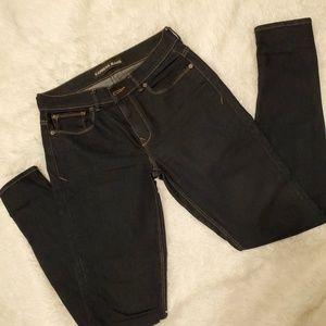 Express jean legging-dark wash size 8R